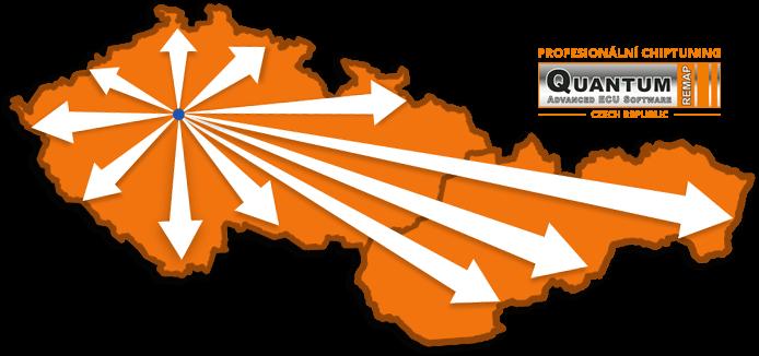 Mobilní chiptuning po celé ČR a SR
