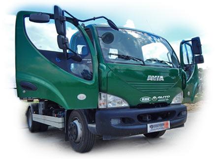nákladní vůz Avia